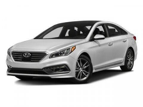 2017 Hyundai Sonata for sale at J T Auto Group in Sanford NC
