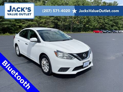 2019 Nissan Sentra for sale at Jack's Value Outlet in Saco ME
