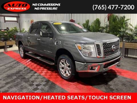 2016 Nissan Titan XD for sale at Auto Express in Lafayette IN