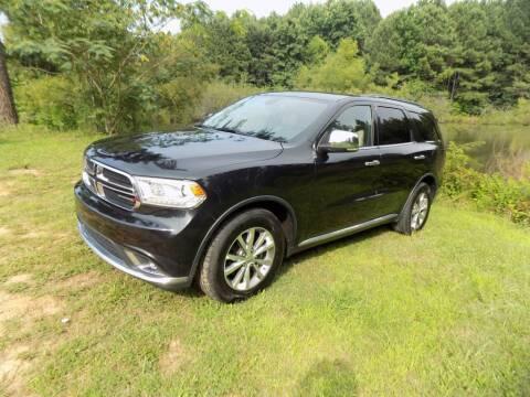 2014 Dodge Durango for sale at S.S. Motors LLC in Dallas GA