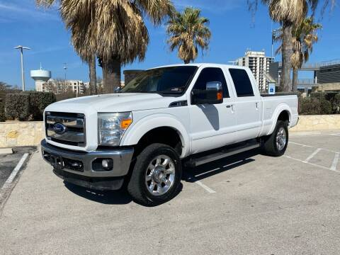 2011 Ford F-250 Super Duty for sale at Motorcars Group Management - Bud Johnson Motor Co in San Antonio TX