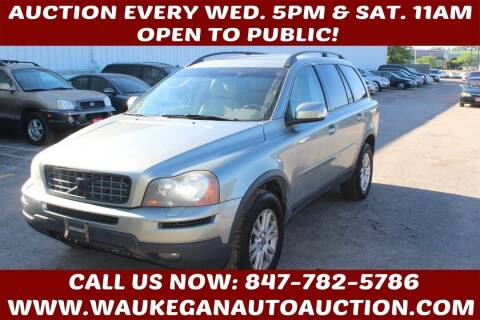 2008 Volvo XC90 for sale at Waukegan Auto Auction in Waukegan IL