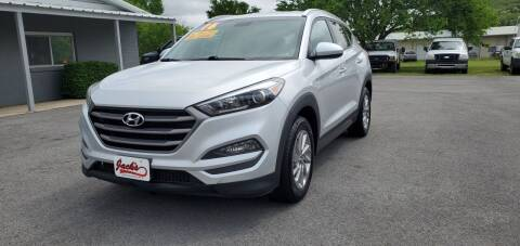 2016 Hyundai Tucson for sale at Jacks Auto Sales in Mountain Home AR