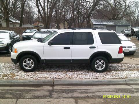 2003 Ford Explorer for sale at D & D Auto Sales in Topeka KS