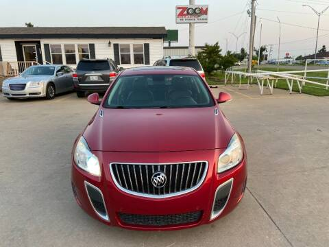 2012 Buick Regal for sale at Zoom Auto Sales in Oklahoma City OK