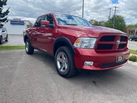 2009 Dodge Ram Pickup 1500 for sale at Zs Auto Sales Burlington in Burlington WI