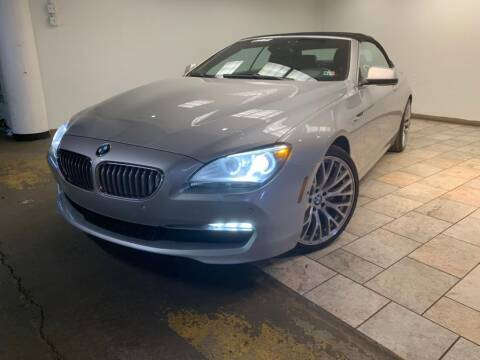 2012 BMW 6 Series for sale at EUROPEAN AUTO EXPO in Lodi NJ