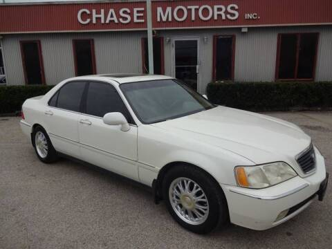 2000 Acura RL for sale at Chase Motors Inc in Stafford TX
