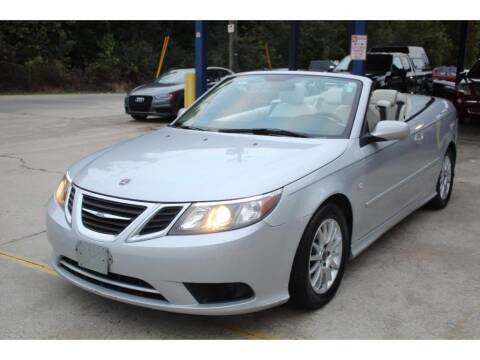 2008 Saab 9-3 for sale at Inline Auto Sales in Fuquay Varina NC