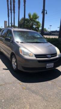 2005 Toyota Sienna for sale at Auto Toyz Inc in Lodi CA