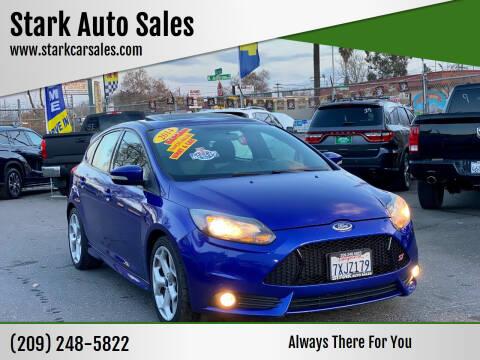 2014 Ford Focus for sale at Stark Auto Sales in Modesto CA