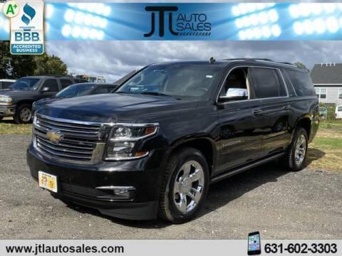 2015 Chevrolet Suburban for sale at JTL Auto Inc in Selden NY