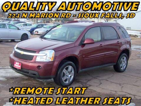 2008 Chevrolet Equinox for sale at Quality Automotive in Sioux Falls SD
