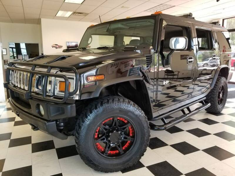 2003 HUMMER H2 for sale at Cool Rides of Colorado Springs in Colorado Springs CO