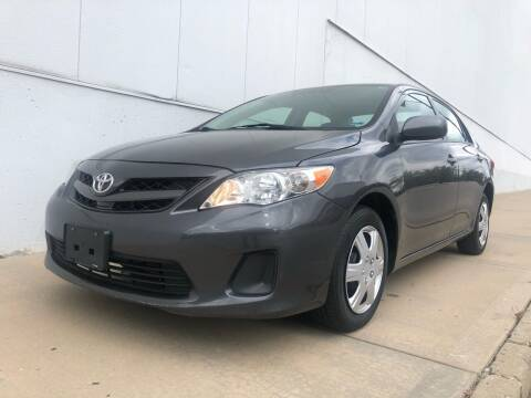 2013 Toyota Corolla for sale at WALDO MOTORS in Kansas City MO