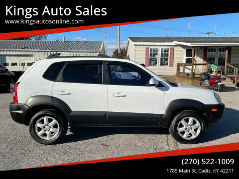 2005 Hyundai Tucson for sale at Kings Auto Sales in Cadiz KY