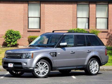 2012 Land Rover Range Rover Sport for sale at SEATTLE FINEST MOTORS in Lynnwood WA