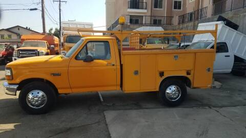 1996 Ford F-250 Super Duty for sale at Vehicle Center in Rosemead CA