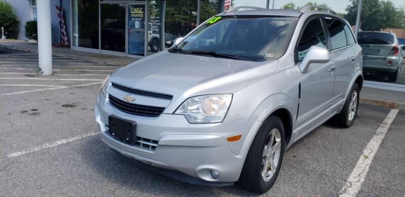 2013 Chevrolet Captiva Sport for sale at Carz Unlimited in Richmond VA