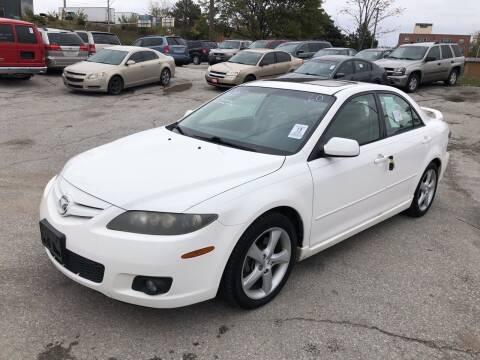 2006 Mazda MAZDA6 for sale at Sonny Gerber Auto Sales in Omaha NE