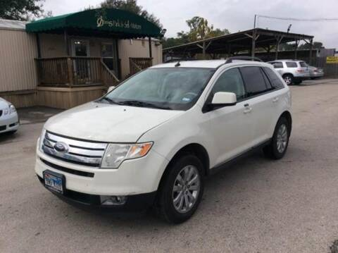 2010 Ford Edge for sale at OASIS PARK & SELL in Spring TX