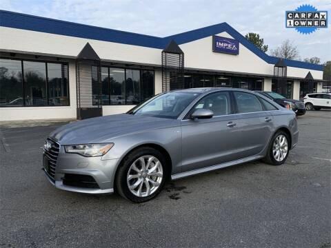 2018 Audi A6 for sale at Impex Auto Sales in Greensboro NC