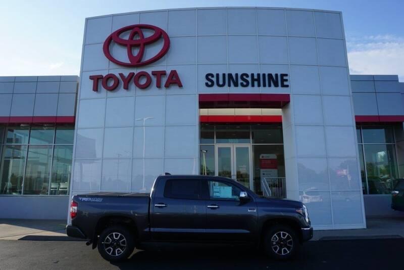2021 Toyota Tundra for sale in Springfield, MI