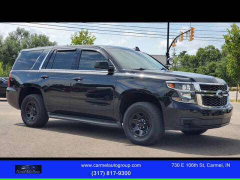 2016 Chevrolet Tahoe for sale at Carmel Auto Group in Indianapolis IN