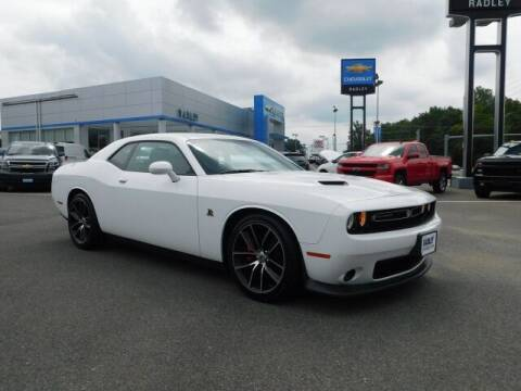 2018 Dodge Challenger for sale at Radley Cadillac in Fredericksburg VA