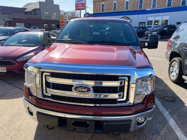 2014 Ford F-150 for sale at Chief Automotive, Inc. in Bonduel WI