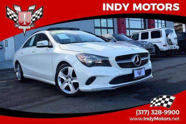 2017 Mercedes-Benz CLA for sale at Indy Motors Inc in Indianapolis IN