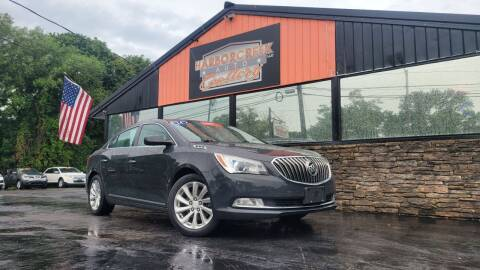 2014 Buick LaCrosse for sale at Harborcreek Auto Gallery in Harborcreek PA