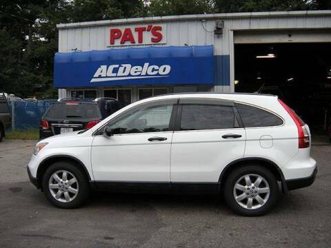 2009 Honda CR-V for sale at Route 107 Auto Sales LLC in Seabrook NH