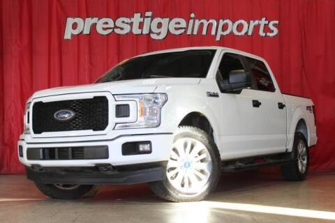 2018 Ford F-150 for sale at Prestige Imports in St Charles IL