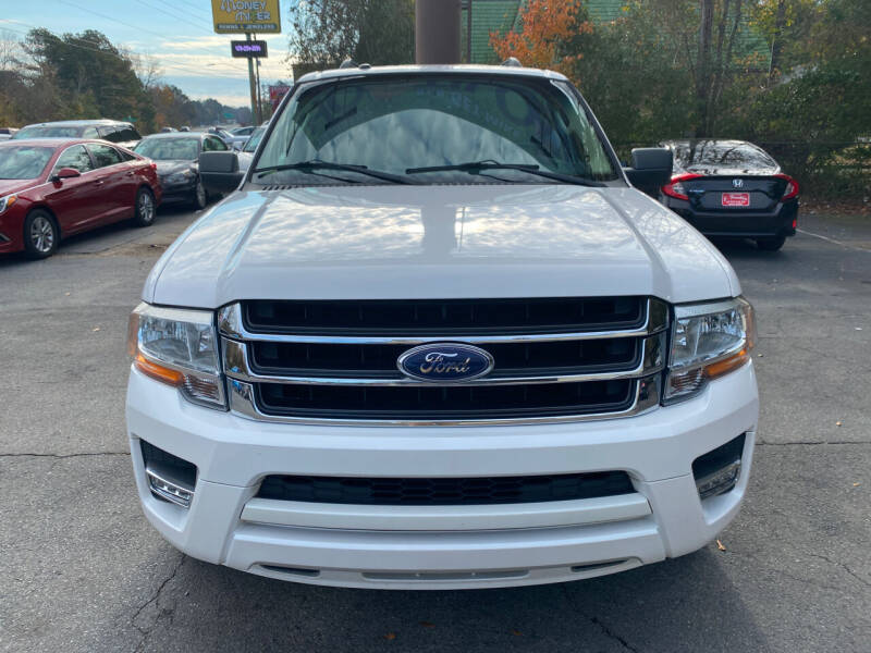2015 Ford Expedition for sale at J Franklin Auto Sales in Macon GA