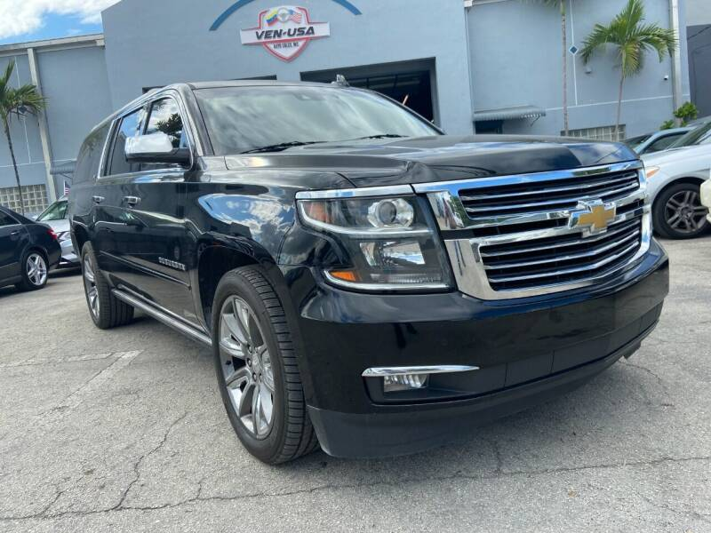 2016 Chevrolet Suburban for sale at Ven-Usa Autosales Inc in Miami FL