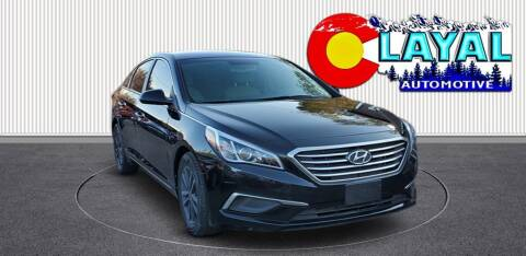 2017 Hyundai Sonata for sale at Layal Automotive in Englewood CO