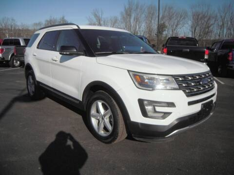 2017 Ford Explorer for sale at 1-2-3 AUTO SALES, LLC in Branchville NJ
