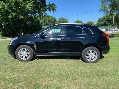 2010 Cadillac SRX for sale at Velp Avenue Motors LLC in Green Bay WI