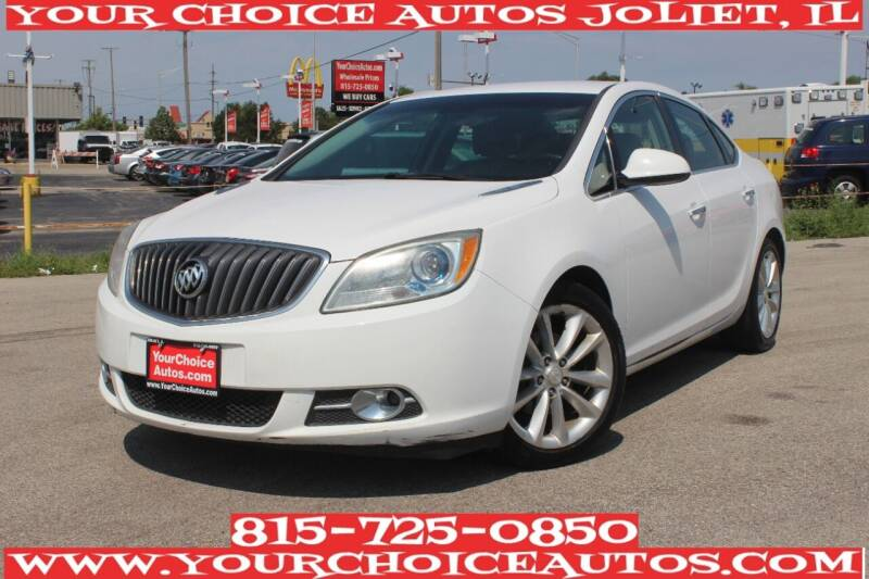 2012 Buick Verano for sale at Your Choice Autos - Joliet in Joliet IL