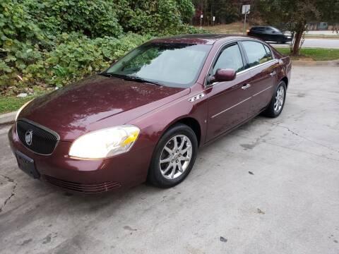 2007 Buick Lucerne for sale at Noel Motors LLC in Griffin GA