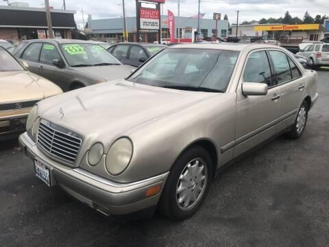 1996 Mercedes-Benz E-Class for sale at American Dream Motors in Everett WA