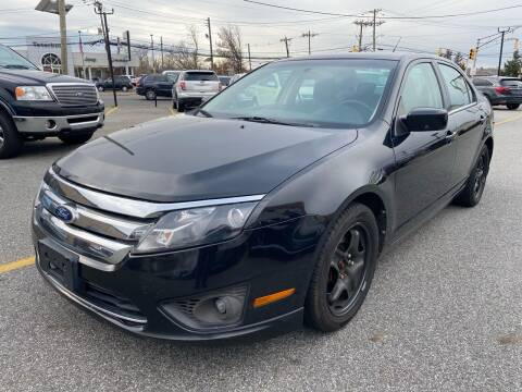 2010 Ford Fusion for sale at MAGIC AUTO SALES - Magic Auto Prestige in South Hackensack NJ