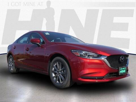 2020 Mazda MAZDA6 for sale at John Hine Temecula - Mazda in Temecula CA