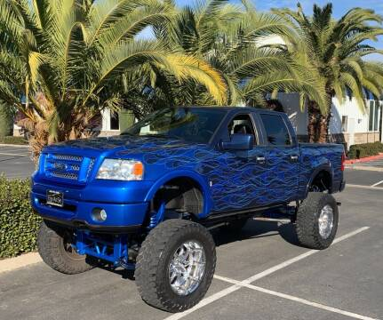 2007 Ford F-150 for sale at Elegant Auto Sales in Rancho Cordova CA