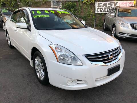 2010 Nissan Altima for sale at James Motor Cars in Hartford CT