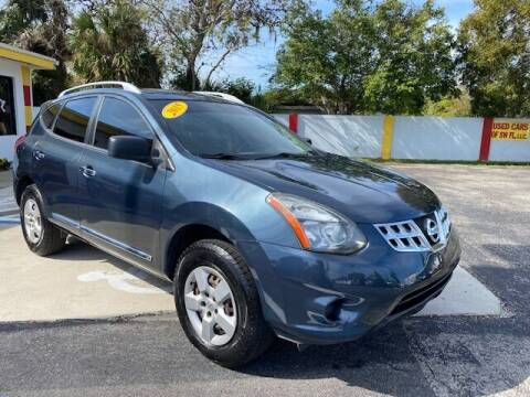 2015 Nissan Rogue Select for sale at Used Cars of SWFL in Fort Myers FL