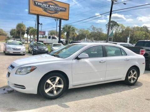 2012 Chevrolet Malibu for sale at Trust Motors in Jacksonville FL