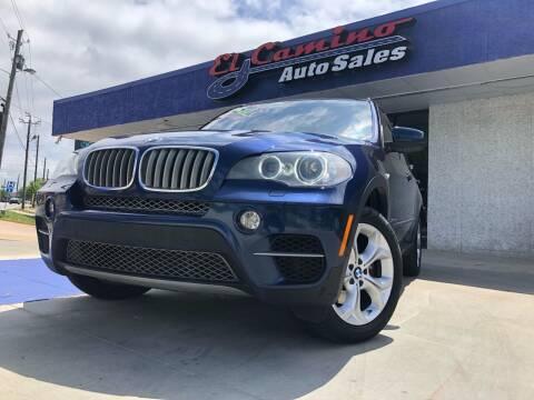 2012 BMW X5 for sale at el camino auto sales in Gainesville GA