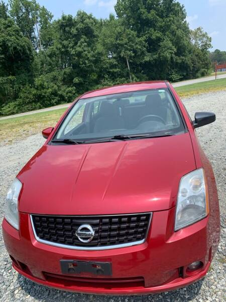 2009 Nissan Sentra for sale in Thomasville, NC